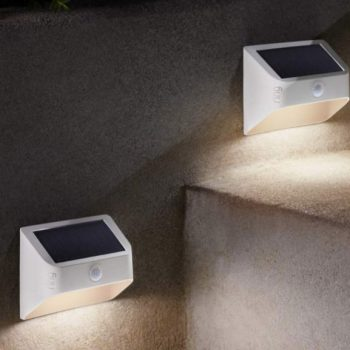 Ring Solar Steplight Apartment Living