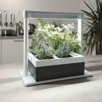 Greenlife LED Herb Lamp Kit Apartment Living