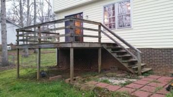 Simpsonville Deck (1)