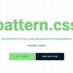 patternsCSS-bansal