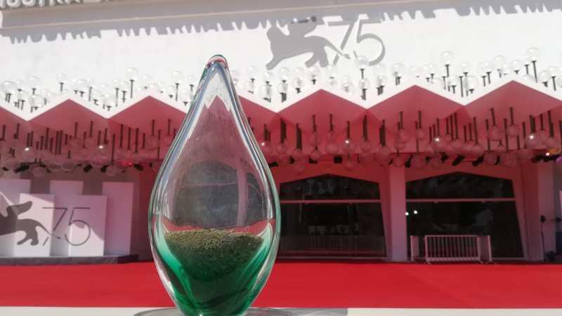 Il lato green della mostra del Cinema di Venezia: #GreenDropAward alla 8a edizione