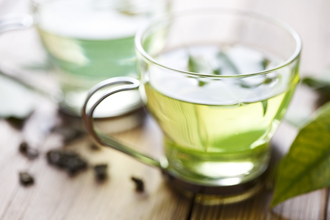 Symbolbild Grüner Tee © Bildagentur PantherMedia livfriis