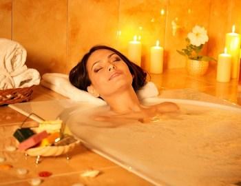 Ein Bad für alle Sinne
