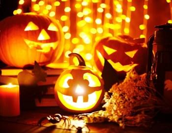 Basteltipp: Halloween-Kürbis