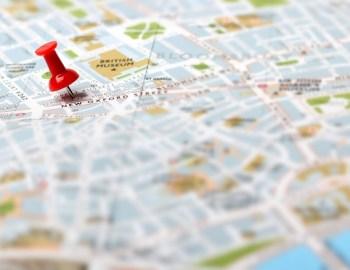 Berliner Wochenmarkt Map