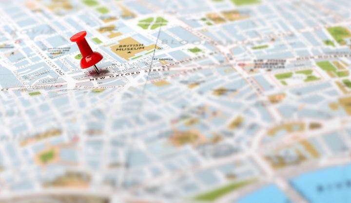 Symbolbild Berliner Wochenmarkt Map © Bildagentur PantherMedia anterovium