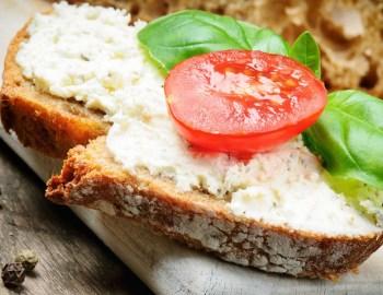 Tomate-Rosmarin Frischkäse