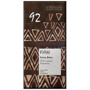 σοκολάτα μαύρη με 92% κακάο