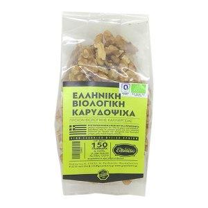 ελληνικά βιολογικά καρύδια καρυδόψιχα