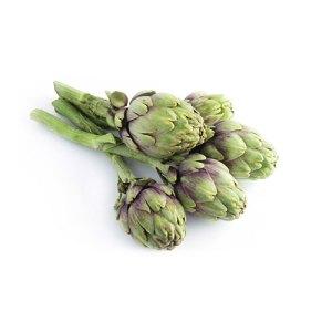 Βιολογικά λαχανικά - αγγινάρες