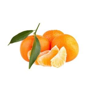 βιολογικά φρούτα - μανταρίνια