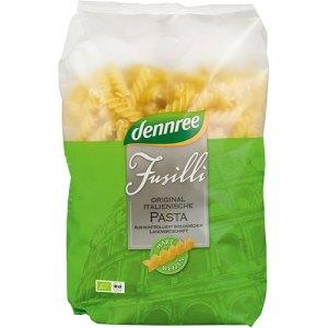 Ζυμαρικά - fusilli (βίδες) Dennree