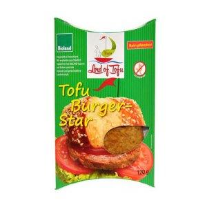 βιολογικό τόφου μπιφτέκι lord of tofu