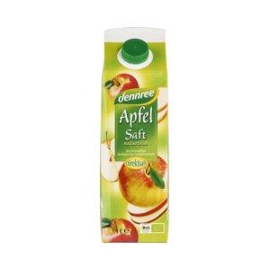 βιολογικός χυμός μήλου dennree