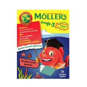 ζελεδάκια Mollers