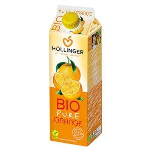 Βιολογικός χυμός πορτοκάλι της HOLLINGER.