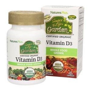Garden Organic Vitamin C της Nature's Plus