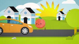 Matkalla liikenteen päästöjen