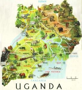 Safari_map_of_uganda