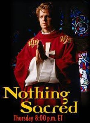 Image result for nothing sacred tv show""