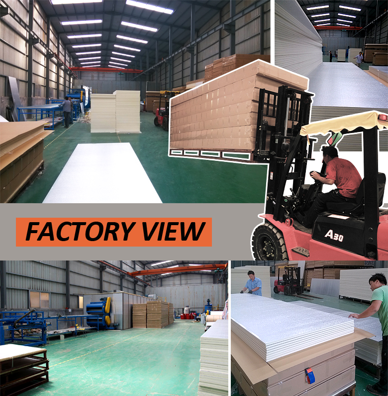 PIR Pre-insulated Duct Factory