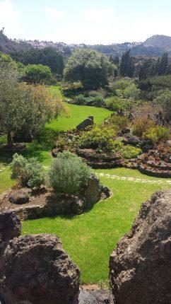 #giardino #botanico #Grancanaria #canario #vista panoramica