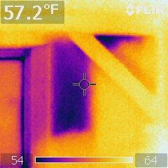 tud bay missing insulation