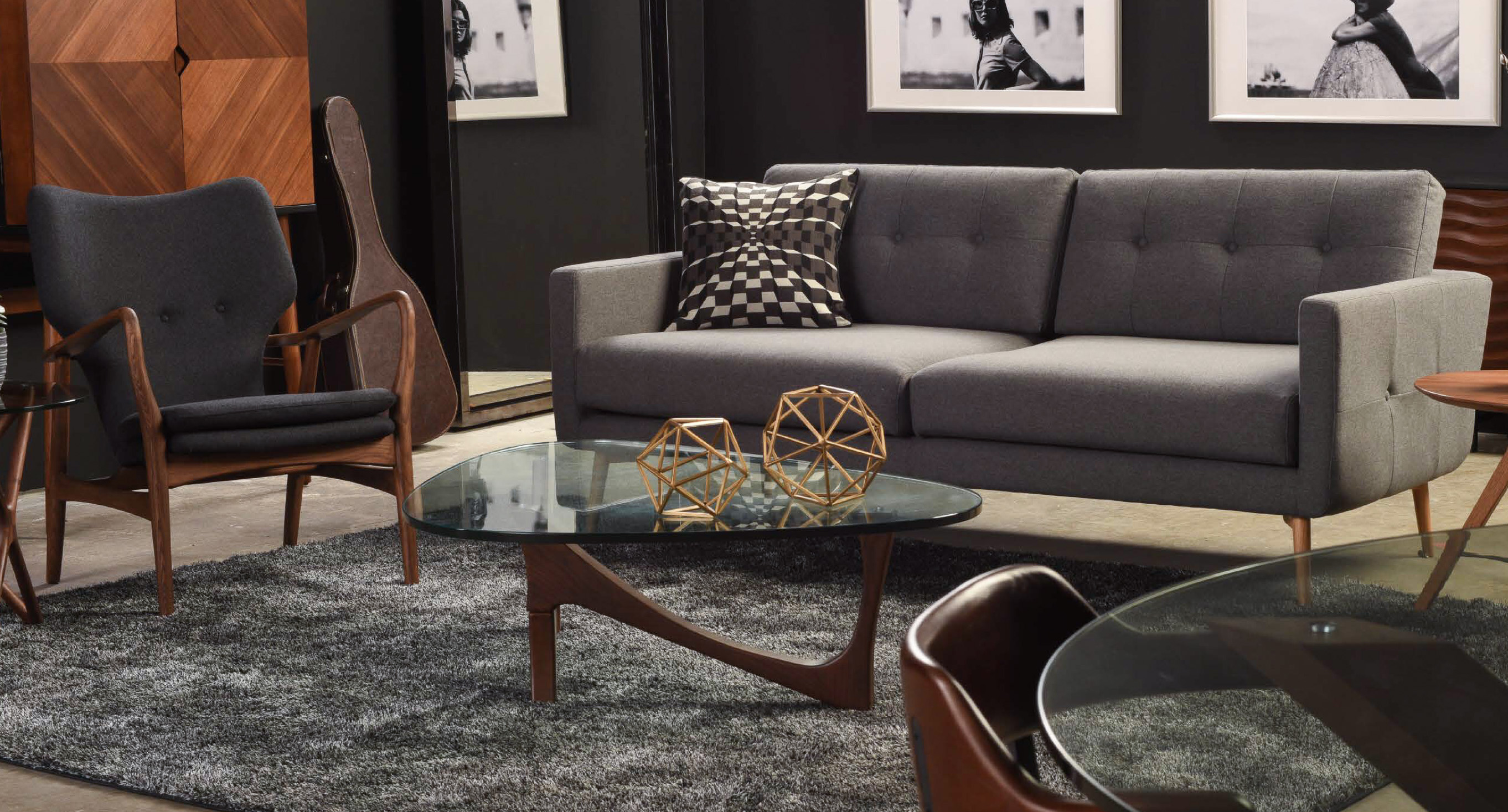 Mid-Century Modern   Green Front Furniture on Furniture Style  id=77679