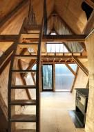 Eine zweite Etage gibt es auch. (Foto: Invisible Studio)