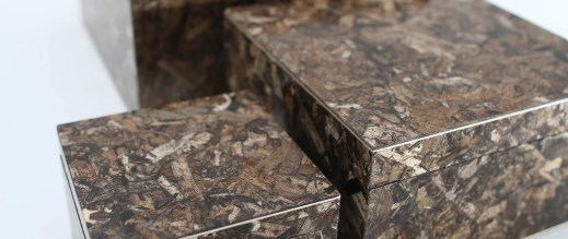 Boxen aus Seegras. (Foto: Phee)