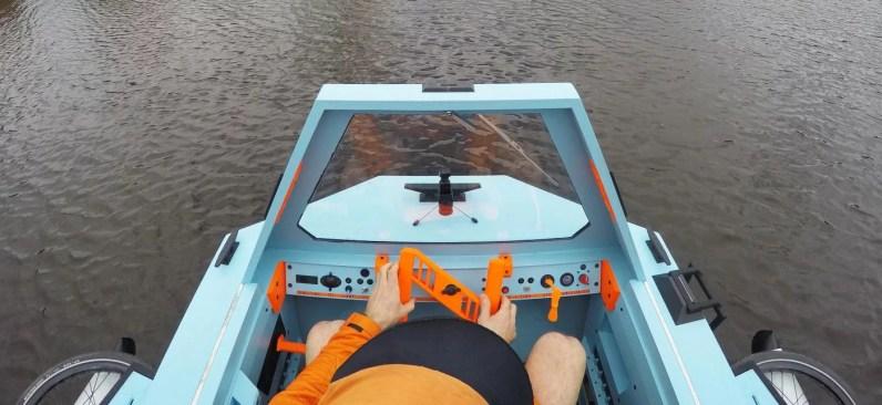 Schiff ahoy. (Foto: Zeltini)