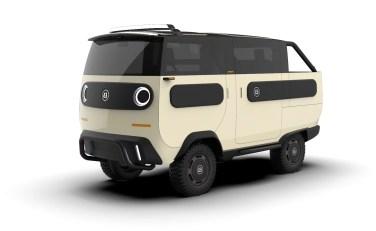 Das Cabrio. (Foto: ElectricBrands)