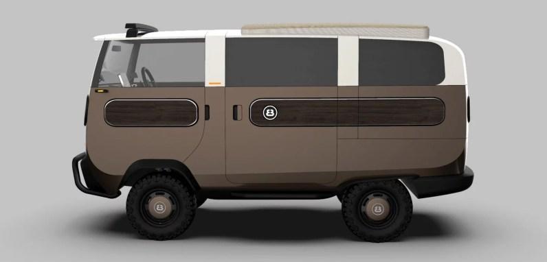 eBussy Camper. (Foto: ElectricBrands)
