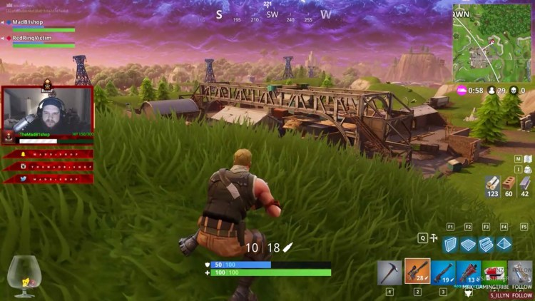 I Would Love to See Renewable Energy in Fortnite!