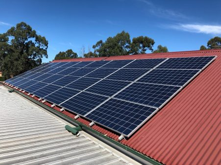 Hawkesbury Council Windsor Family Centre Solar PV System by The Green Guys Group