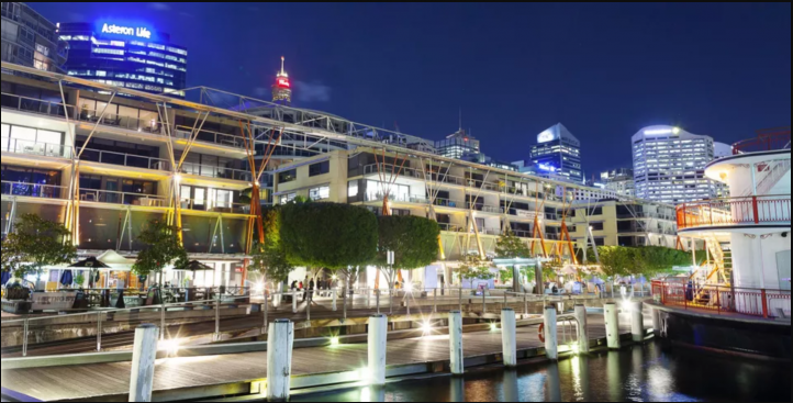 King Street Wharf LED Lighting Upgrade by The Green Guys Group