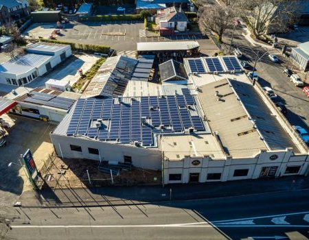 The Mill Bowral Solar Power Purchase Agreement System by The Green Guys Group