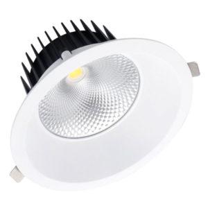 The Green Guys Group - LED Downlights - Ultra low-glare LED Circular COB Downlight