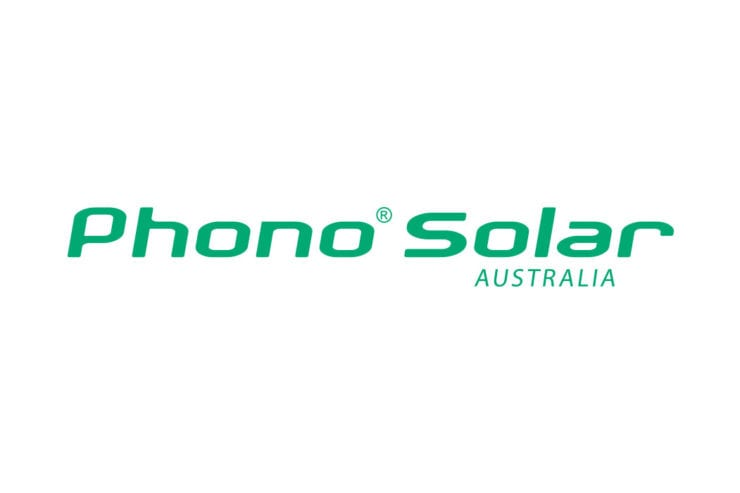 Phono Solar products from The Green Guys Group Solar.
