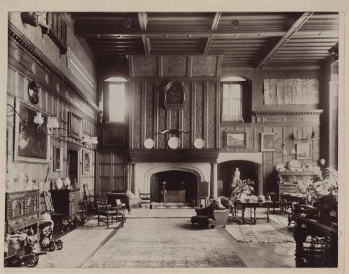 Great Hall, Greenham Lodge