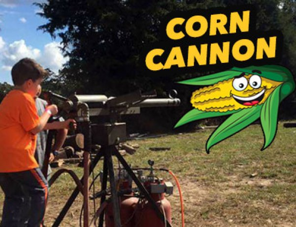 Corn Cannon Virginia