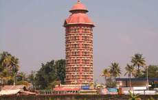 Shree shankara temple kalady, shree shankara tower kalady, Pilgrimage tourism in Kerala