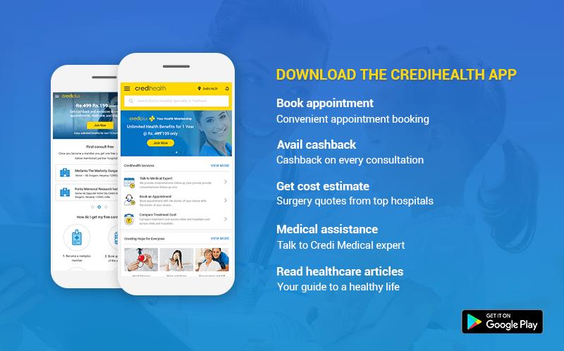 Credihealth app