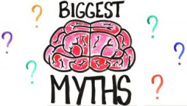 Myths about Human Brain