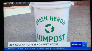 WBIR on Green Heron Compost