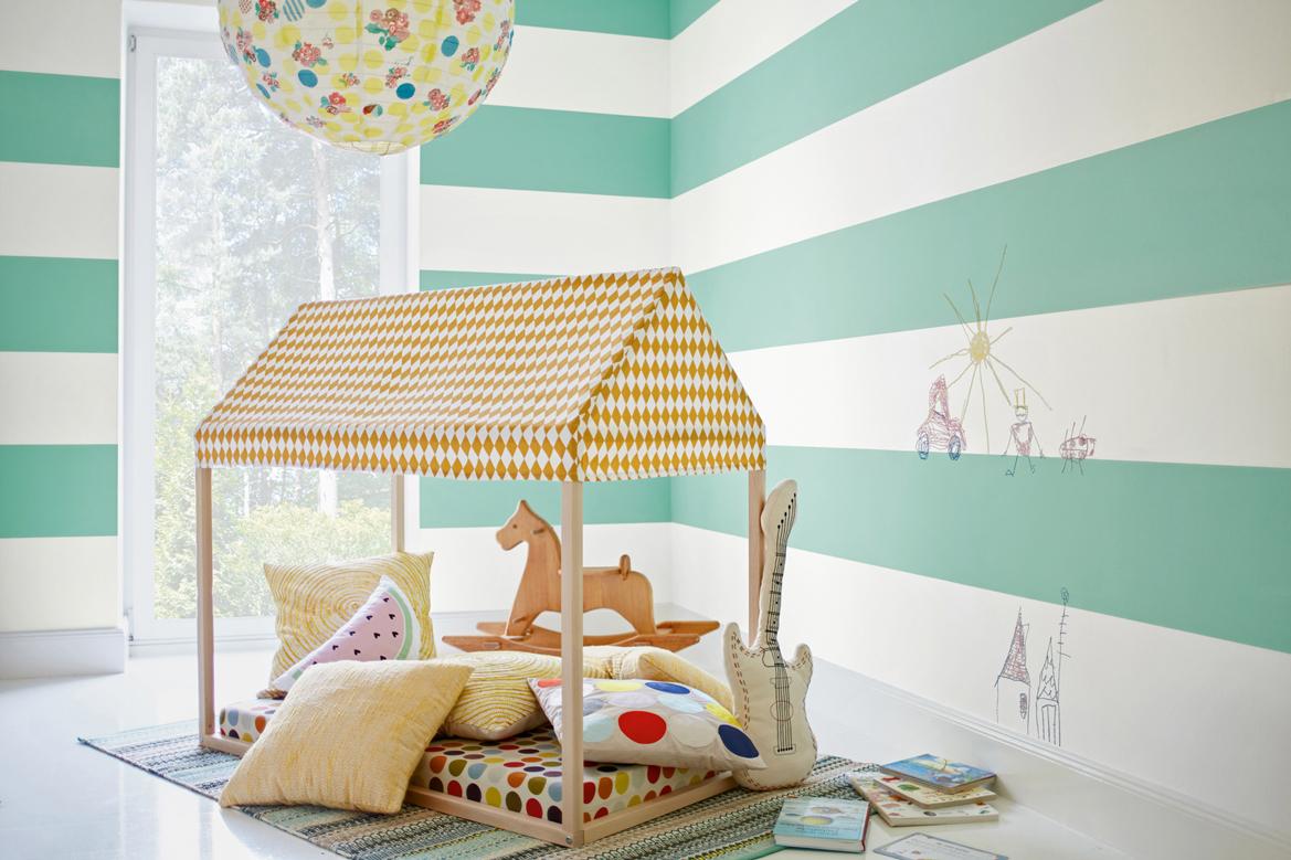 farbgestaltung im kinderzimmer 10 praktische tipps zum. Black Bedroom Furniture Sets. Home Design Ideas