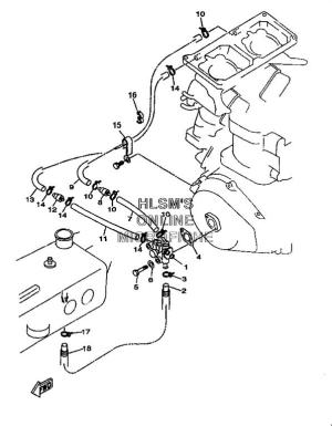 Yamaha Gp760 Engine Diagram  impremedia