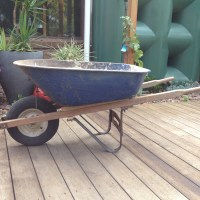 Repairing My Wheelbarrow