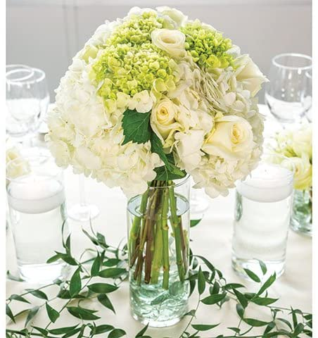 Glass Cylinder Vases for Elegant Wedding Centerpieces