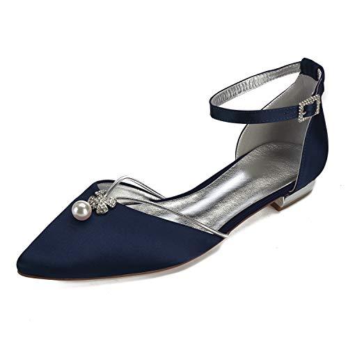 Creative Sugar Flat Wedding Dress Shoes